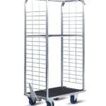 Chariot Mobilstock 400 préparation