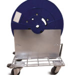 Chariot bobine 600 x 400 mm