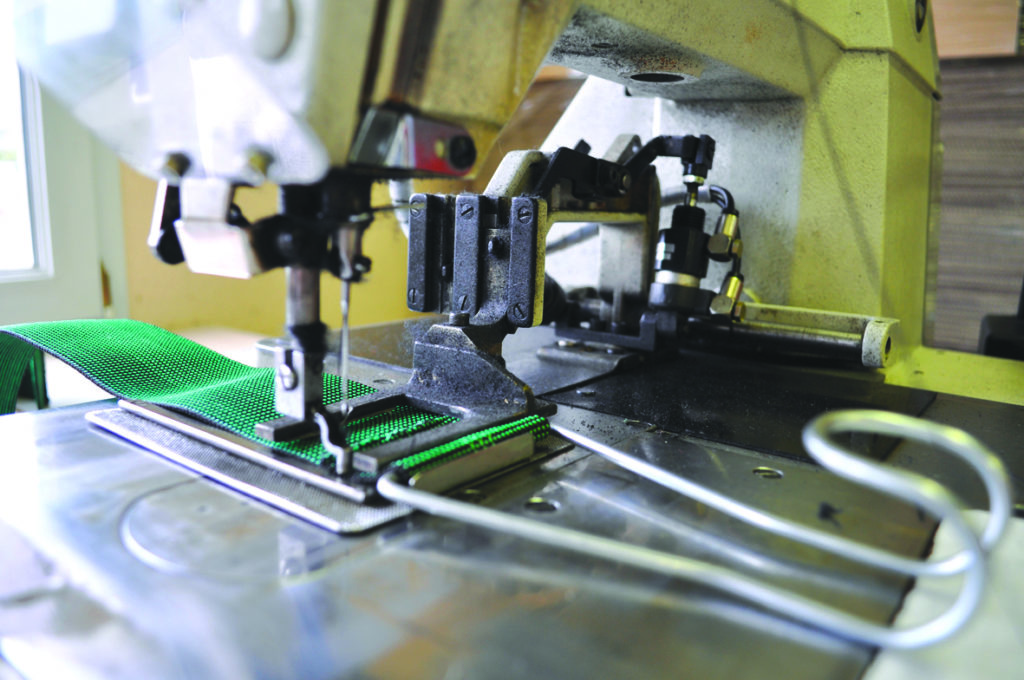 EMF - Equipement textile - Industrie