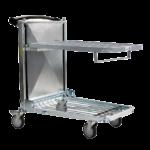 Chariot ergonomique 600×800 mm